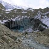 Пещера Гомук - исток Ганги