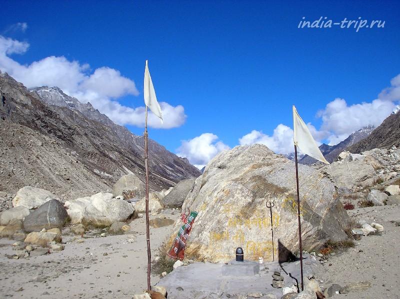 Места Шивы в Гималаях
