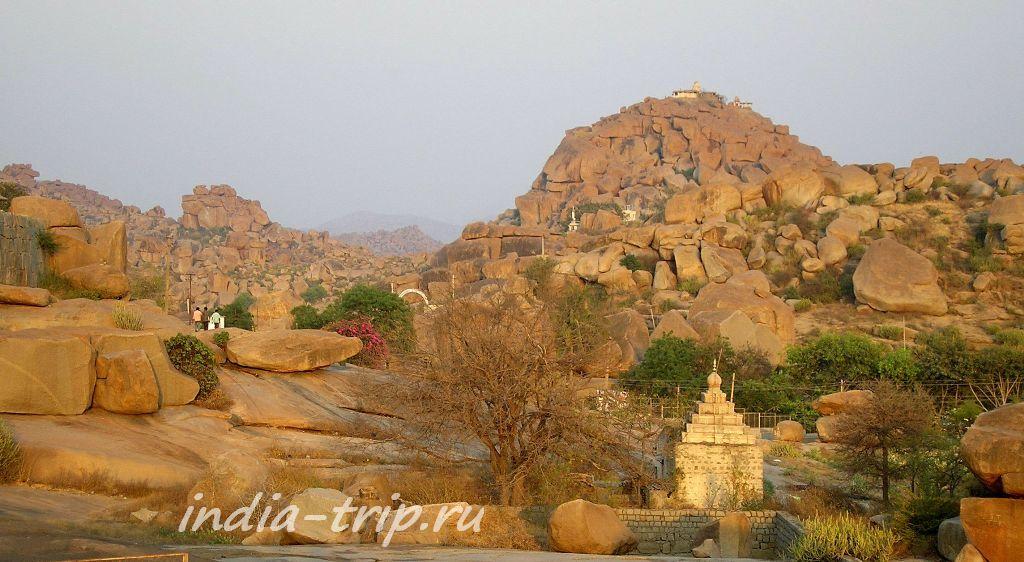 Камни и храмы