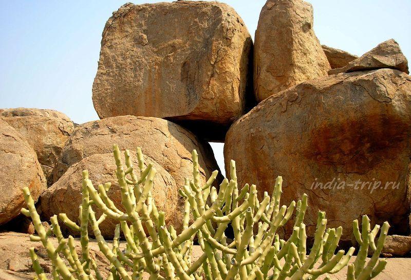 Камни Хампи