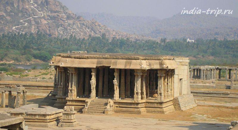 Храмы Хампи