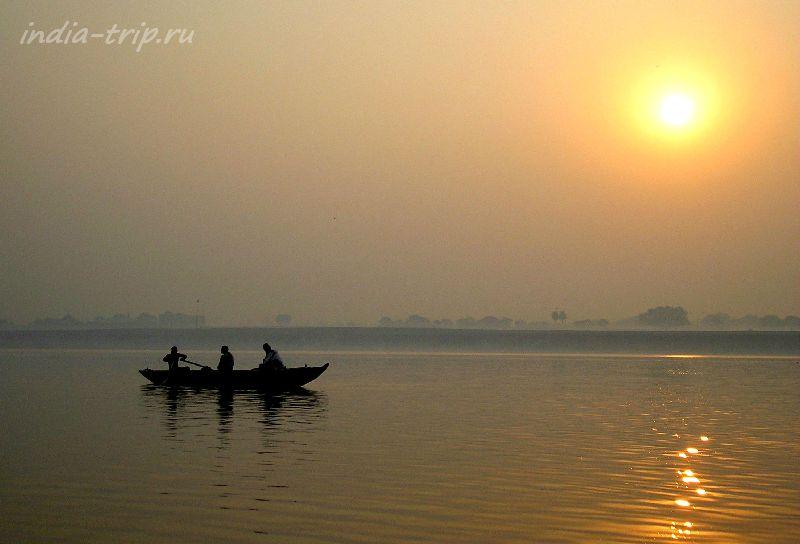 Рассвет над Гангой