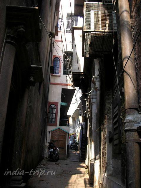 Лабиринты Старого города