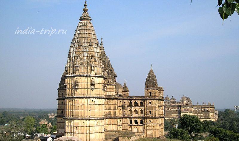Храм Чатурбхудж