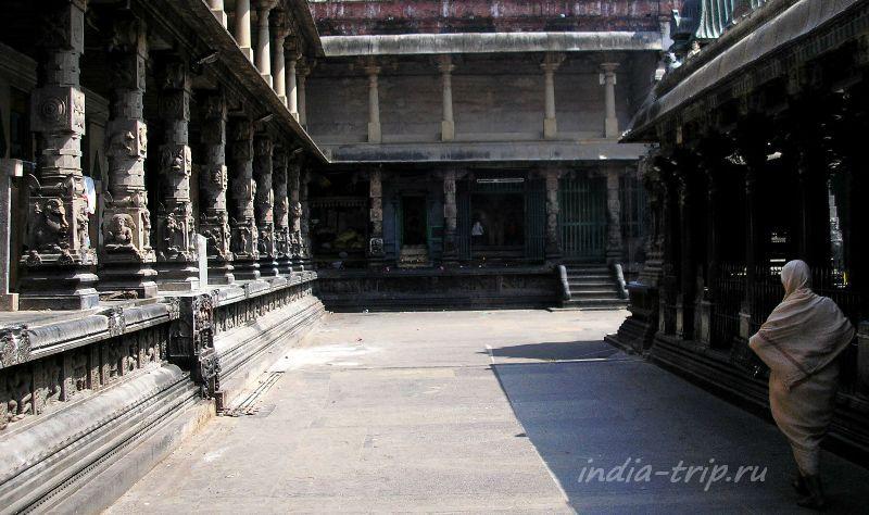 Чидамбарам, храм Шивы Натараджи