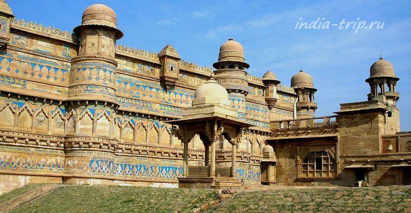 Дворец Ман Сингх