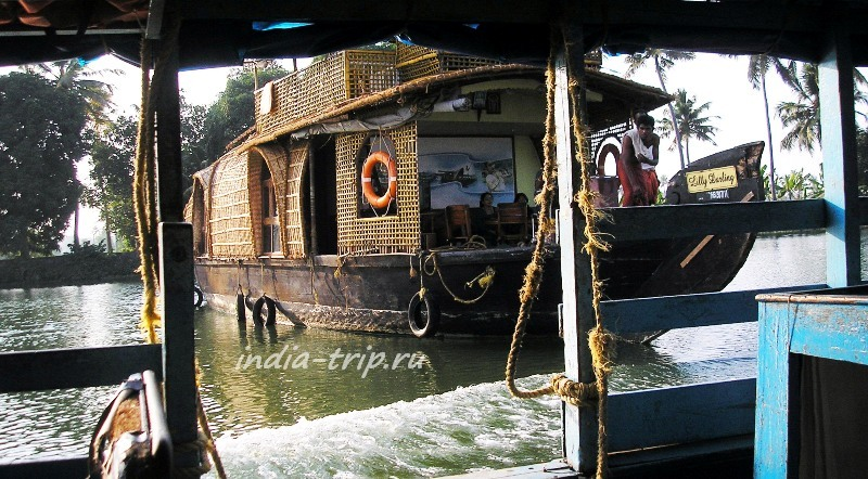 Каналы Кералы