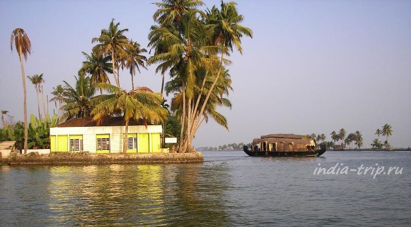 Бэквотерс в Керале