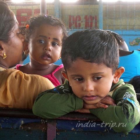 Керальские детишки