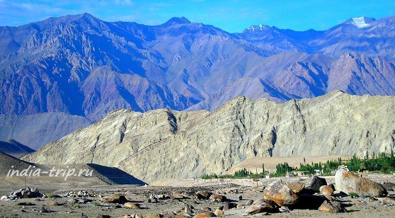 Горы в Ладакхе такие же, как на картинах Рериха