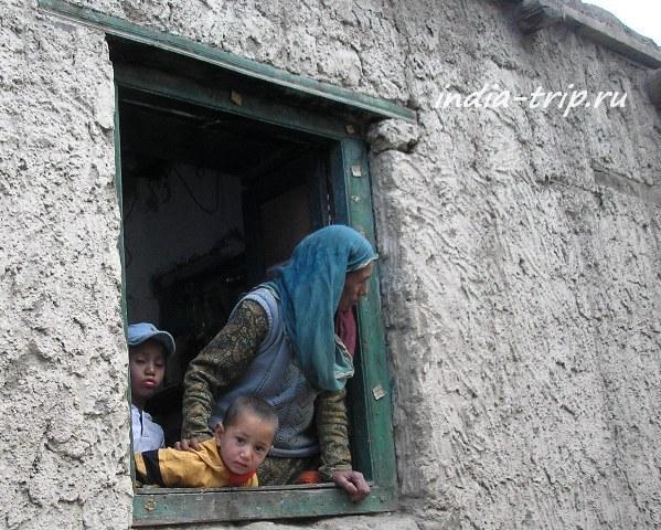 Жители Леха