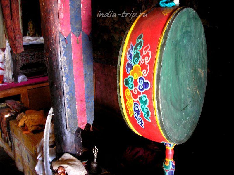Тибетский барабан