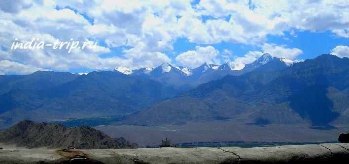 Лех, горы