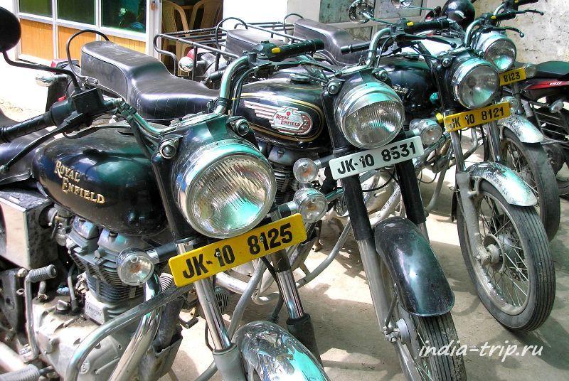 Аренда мотоциклов