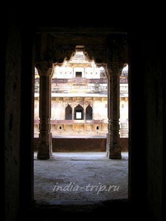 Балкон дворца