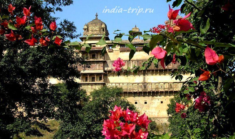 Дворец Джахангир Махал