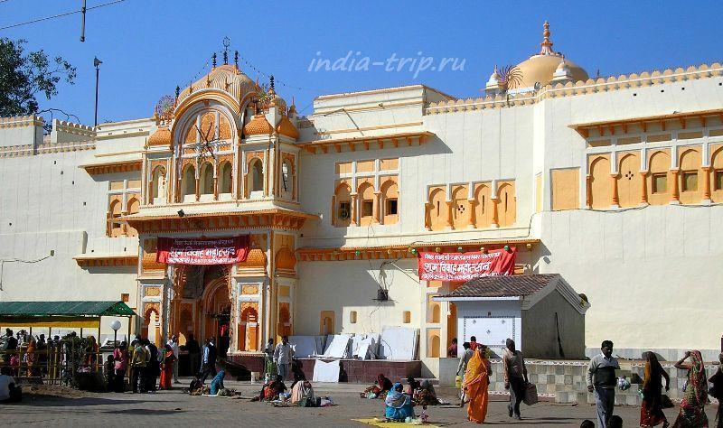 Орчха, Храм Рам Раджа