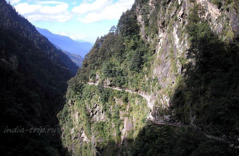 Путь к Ямунотри