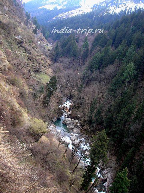 Ущелье реки Парвати