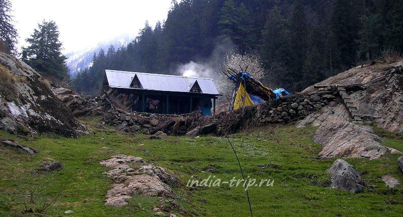 Гималаи, holy place (святое место)