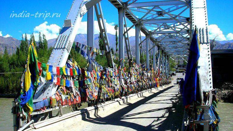 Мост через Инд