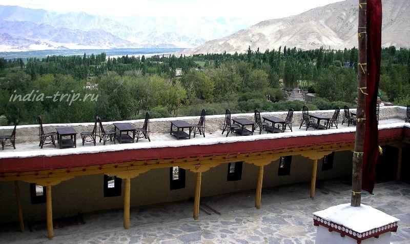 Вид на долину Инда