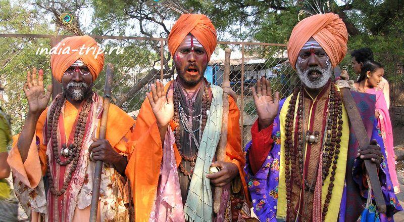 Еще индийские факиры