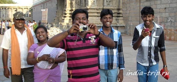 Индийские хелперы