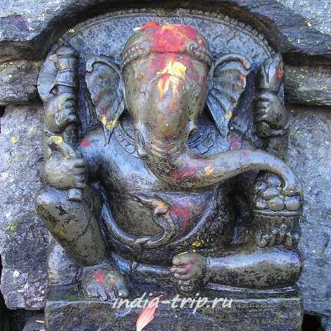 Ганеша - слоноголовый бог