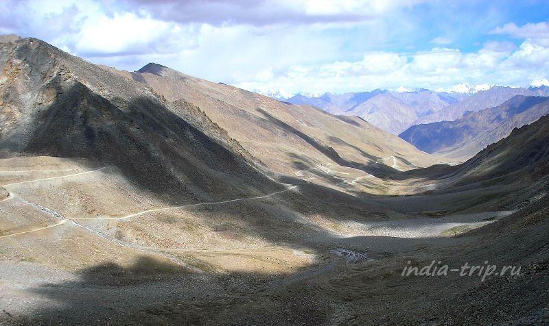 Горы после перевала