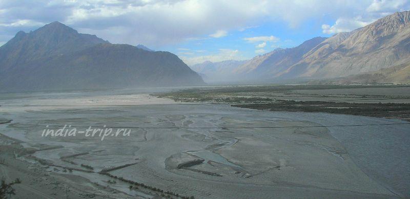 Долина Нубра в Гималаях