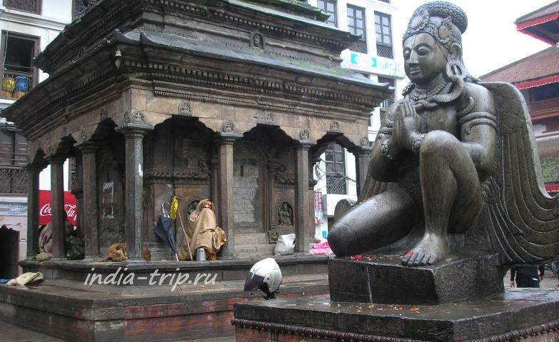 Катманду, площадь Дурбар