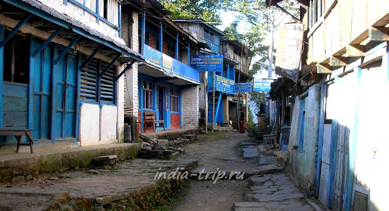 Улочка Бахунданды