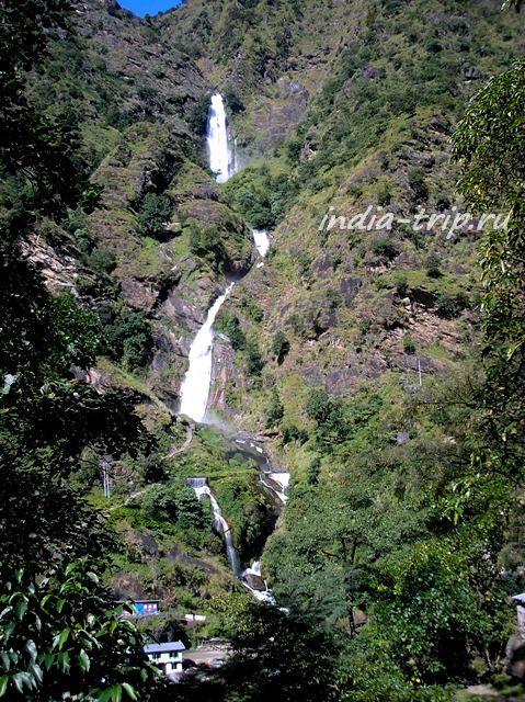 Непал, водопад