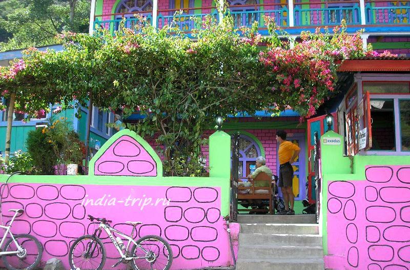 Отель в селении Джагат