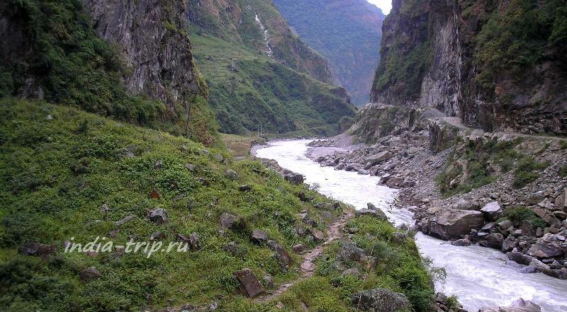 Непал, Аннапурна-трек