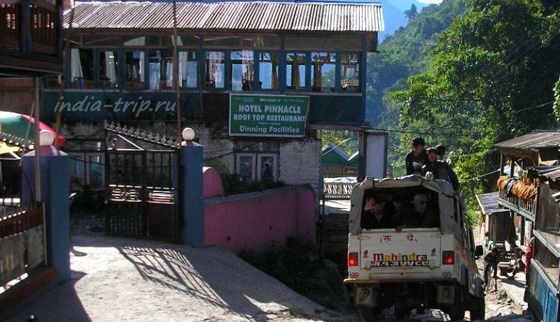 Трек вокруг Аннапурны. Селение Чамче