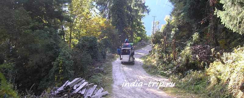 Трек вокруг Аннапурны