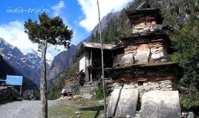 Непал, Талекху