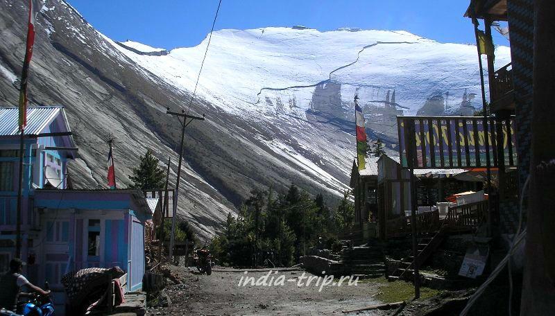 Непал. Вид на Зеркало