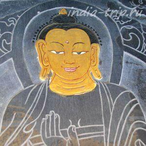 Каменные бодхисаттвы