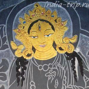 Бодхисаттва - женщина