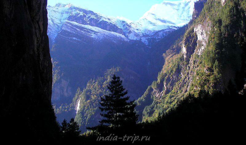 Непал, фантастические пейзажи