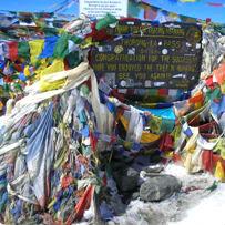 Перевал Торонг Ла, Непал