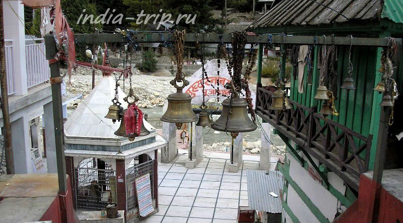 Ганготри, храм Ганги