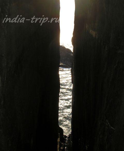 Пещера Волосы Шивы