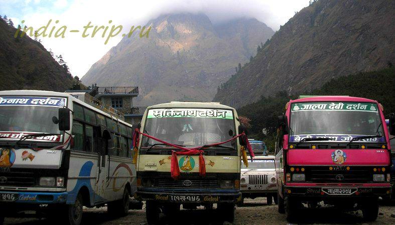Автобусы ТАТА