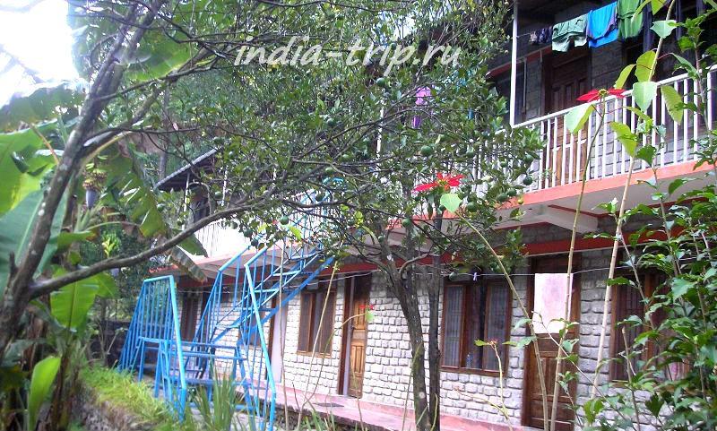Отель в Татопани