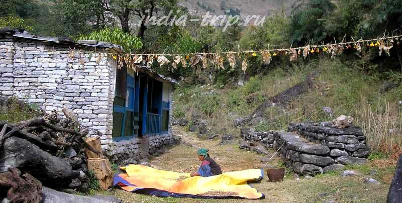 Непальское селение