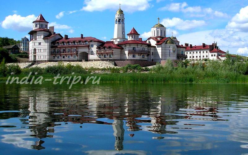 Монастырь в Винновке